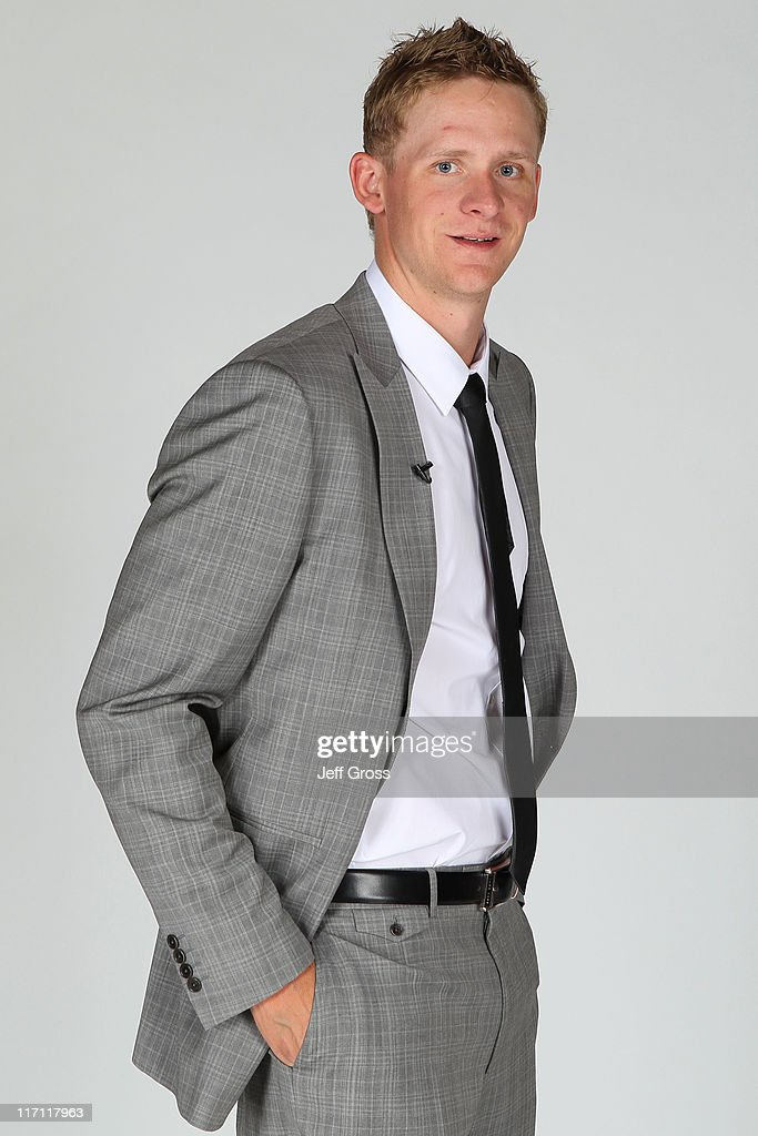 <a gi-track='captionPersonalityLinkClicked' href=/galleries/search?phrase=Corey+Perry&family=editorial&specificpeople=213864 ng-click='$event.stopPropagation()'>Corey Perry</a> of the Anaheim Ducks poses for a portrait during the 2011 NHL Awards at the Palms Casino Resort June 22, 2011 in Las Vegas, Nevada.