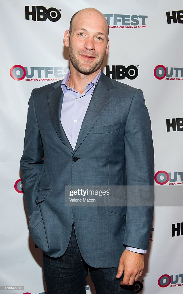 Corey Stoll attends the 2013 Outfest Opening Night Gala Of 'C.O.G.' - Red Carpet at Orpheum Theatre on July 11, 2013 in Los Angeles, California.