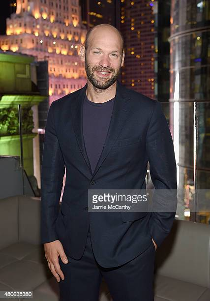 Corey Stoll attends the after party for Marvel's screening of 'AntMan' hosted by The Cinema Society and Audi at St Cloud at the Knickerbocker Hotel...