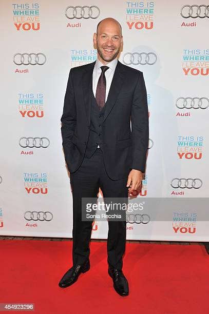 Corey Stoll attends 'This Is Where I Leave You' PostScreening Event Presented By Audi Canada 2014 Toronto International Film Festival at Cluny Bistro...