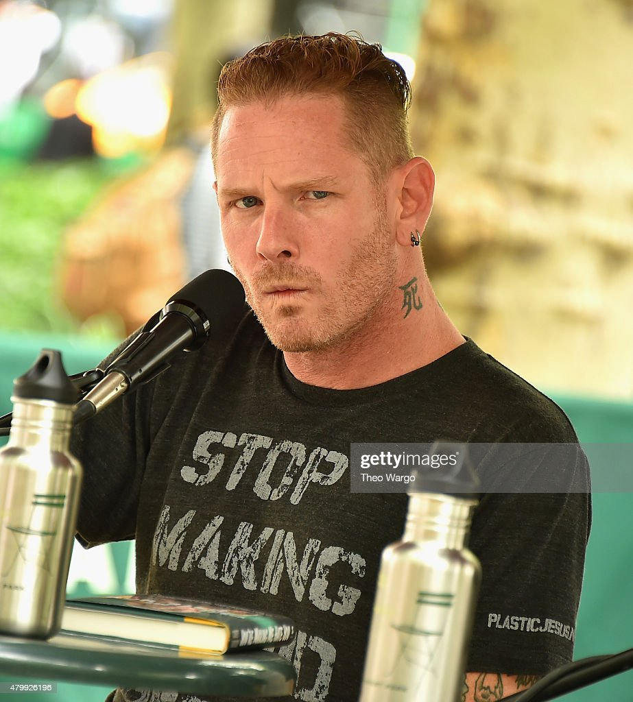 "Corey Taylor, ""You're Making Me Hate You"" Book Reading, Hosted By Lou Brutus"