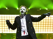 GBR: Slipknot Perform At The O2 Arena, London