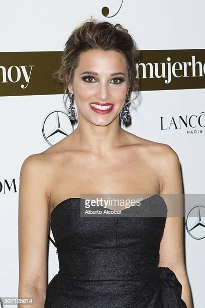 Corina Randazzo attends 'Mujer Hoy' Awards 2016 on January 27 2016 in Madrid Spain