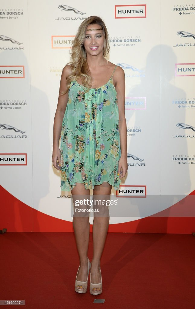 Corina Randazzo attends the 'Corazon Solidario' 2014 awards ceremony at Miguel Angel Hotel on July 2, 2014 in Madrid, Spain