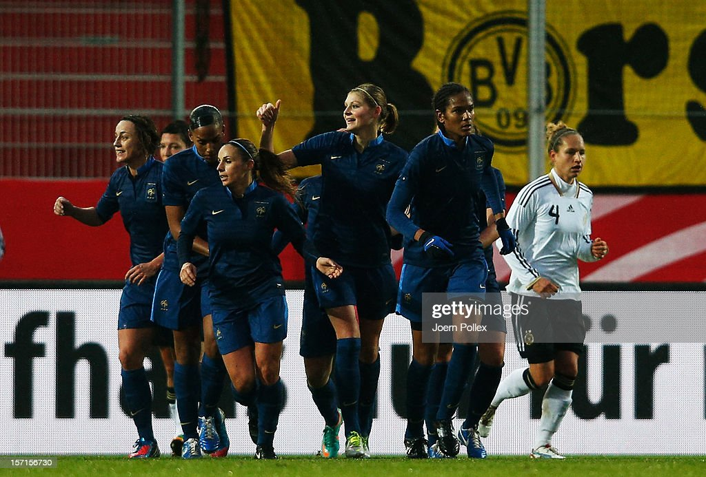 Germany v France - Women's International Friendly