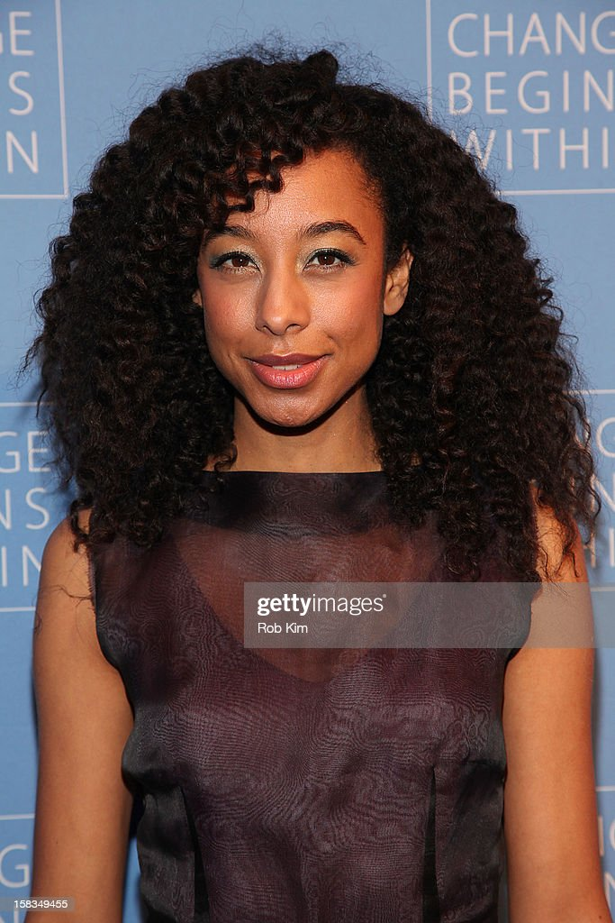 Corinne Bailey Rae attends 'An Intimate Night of Jazz' hosted by The David Lynch Foundation at Frederick P. Rose Hall, Jazz at Lincoln Center on December 13, 2012 in New York City.