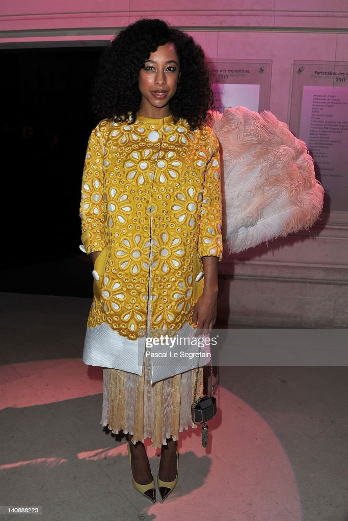 <a gi-track='captionPersonalityLinkClicked' href=/galleries/search?phrase=Corinne+Bailey+Rae&family=editorial&specificpeople=591814 ng-click='$event.stopPropagation()'>Corinne Bailey Rae</a> attends the 'Louis Vuitton - Marc Jacobs: The Exhibition' photocall as part of Paris Fashion Week at the Musee des Arts Decoratifs on March 7, 2012 in Paris, France.