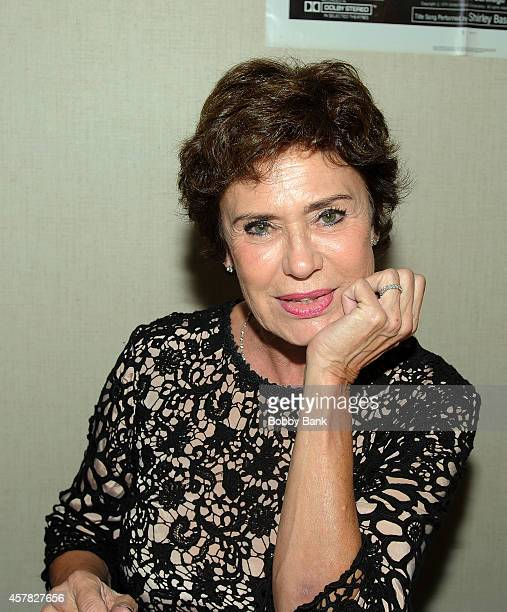 Corinne Clery attends Day 1 of the Chiller Theatre Expo at Sheraton Parsippany Hotel on October 24 2014 in Parsippany New Jersey