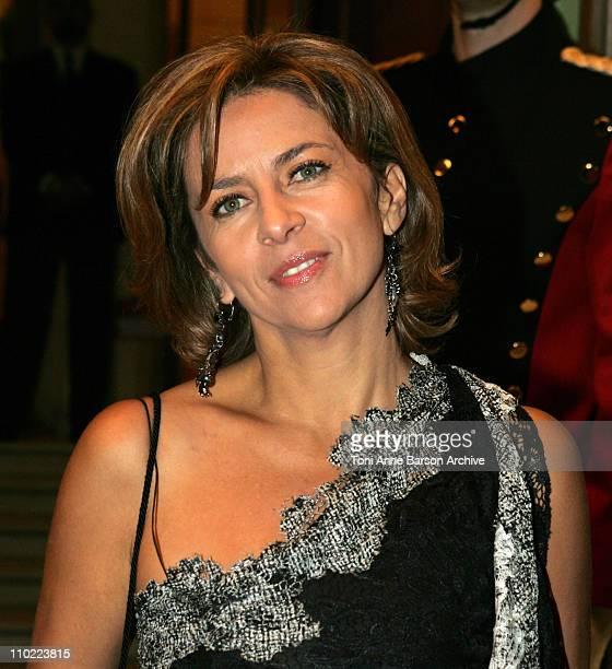 Corinne Touzet during 12th Gala of Hope of the Paris Comity against Cancer '12e Gala de l'Espoir du Comite de Paris de la Ligue contre le Cancer' at...