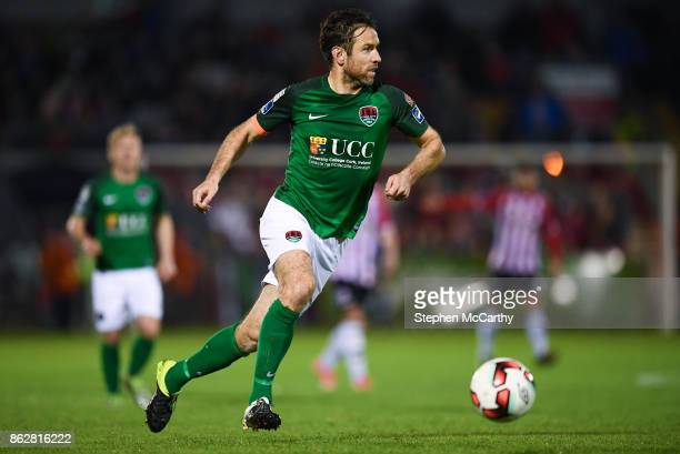 Cork Ireland 17 October 2017 Alan Bennett of Cork City during the SSE Airtricity League Premier Division match between Cork City and Derry City at...
