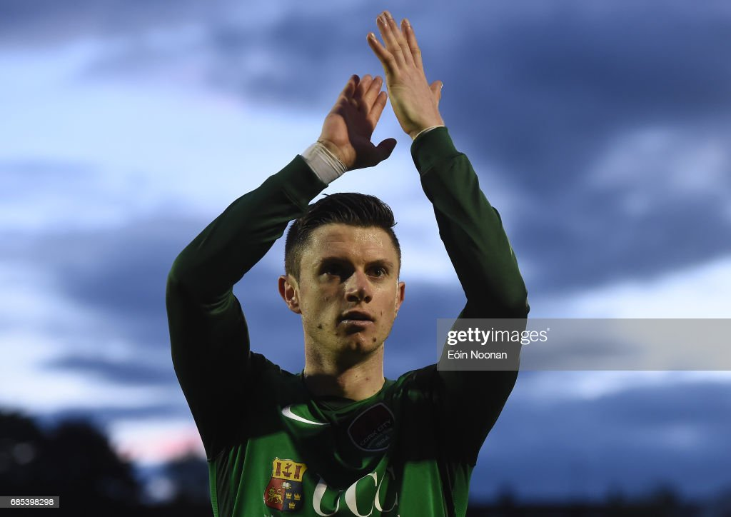 Cork , Ireland - 19 May 2017; John Dunleavy of Cork City after the SSE Airtricity League Premier Division game between Cork City and Drogheda United at Turners Cross in Cork.