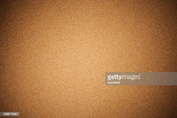 Corkboard texture background with spotlight