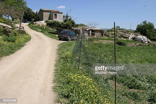 Corleone Le village de Corleone en SicileLa maison où fut arrêté le parrain de la mafia