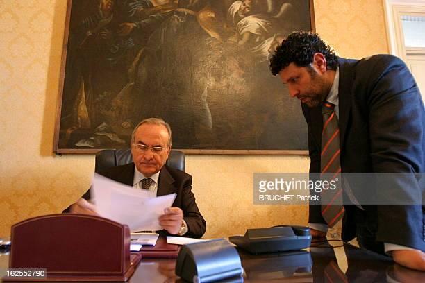 Corleone Le village du parrain de la Mafia Corleone en SicileLe maire du village