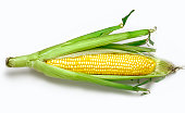 Corn and husk