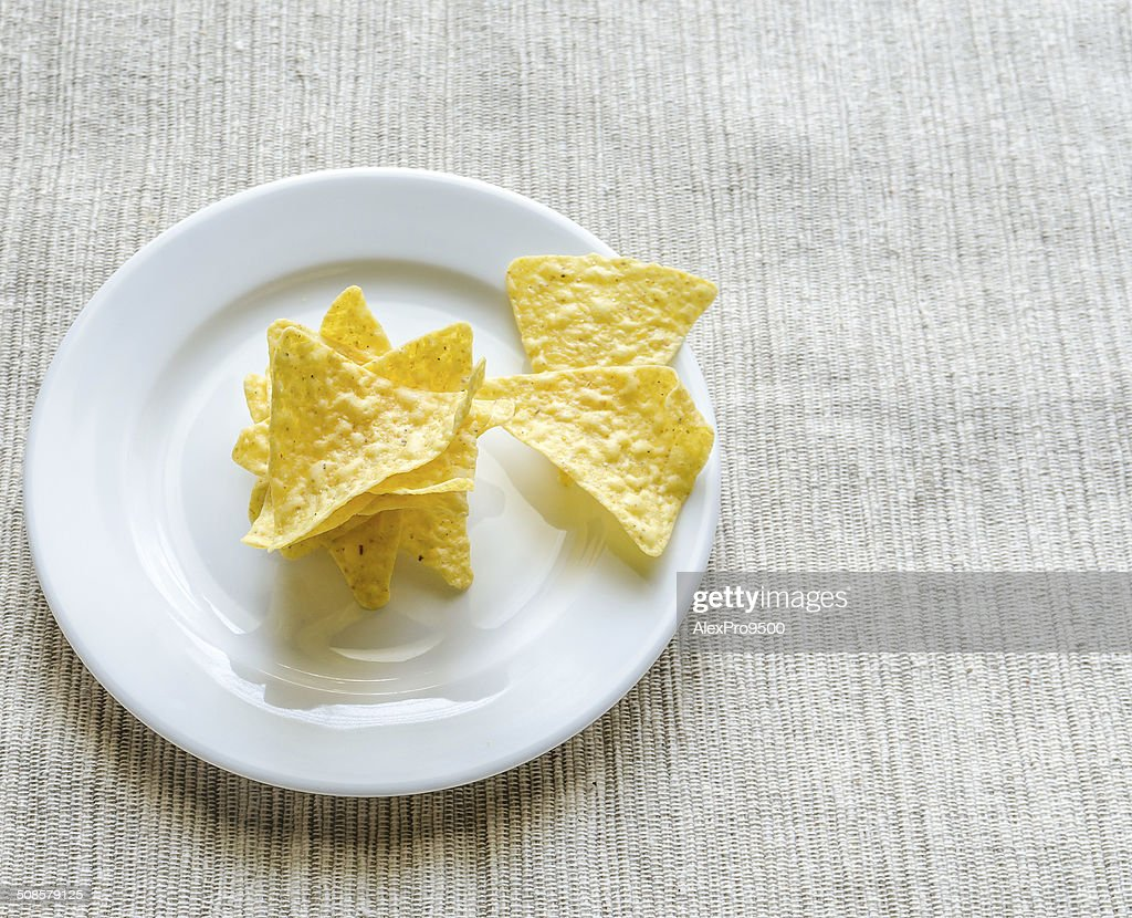 Corn chips : Stockfoto