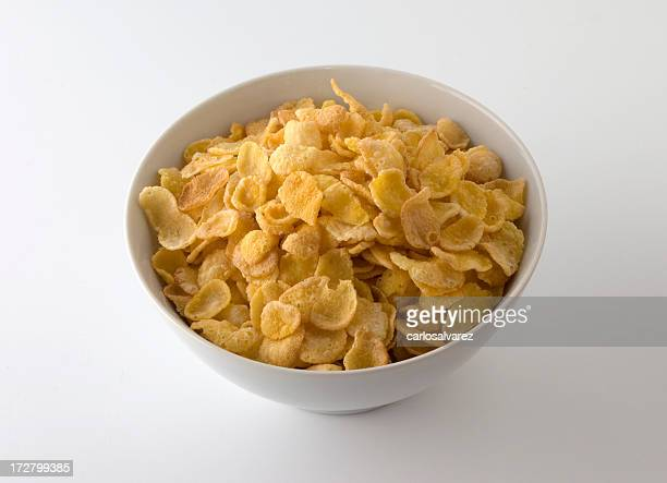 Corn Flakes w/Clipping Path