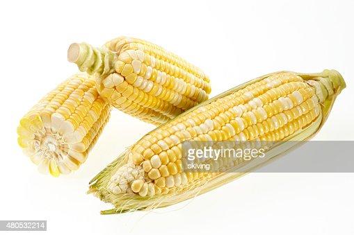 トウモロコシ : ストックフォト