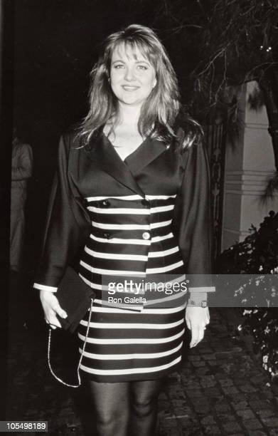 Cornelia Guest during Sandy Gallin's Christmas Party December 18 1988 at Sandy Gallin's Home in Beverly Hills California United States