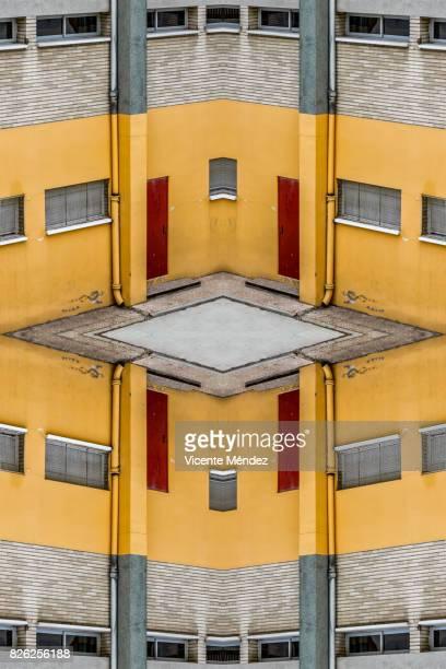 Corner and rhombus