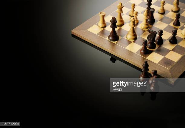 Corner in a Game of Chess