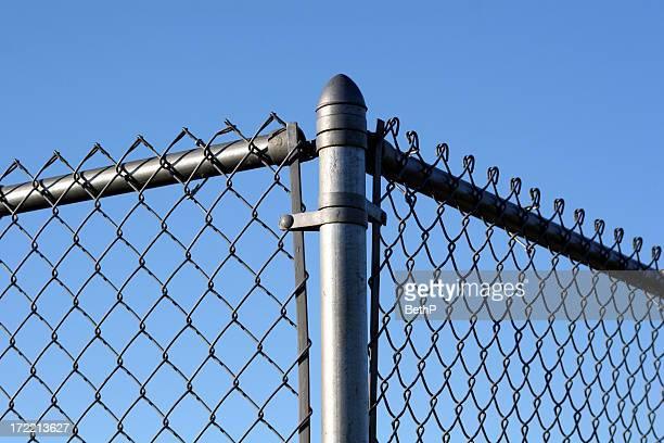 Angle d'une barrière