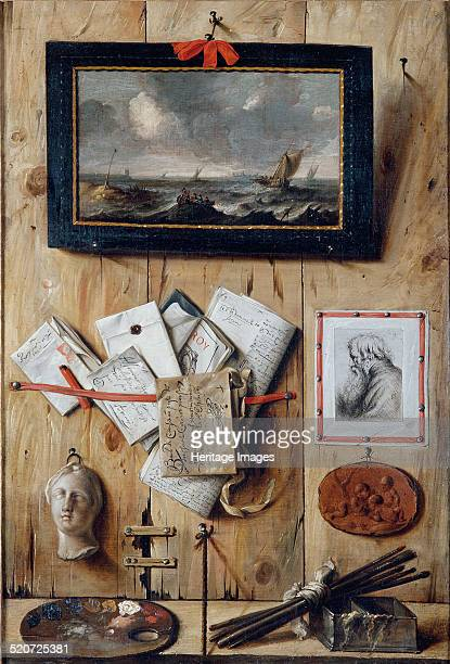 Corner of the Artist's Studio Found in the collection of Musée des BeauxArts Dijon