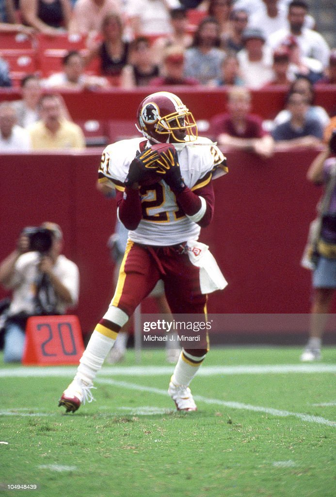 Deion sanders redskins curiously
