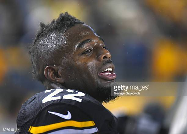 Cornerback William Gay of the Pittsburgh Steelers looks on from the sideline during a game against the Kansas City Chiefs at Heinz Field on October 2...