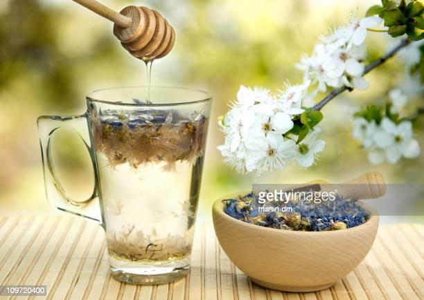Fiordaliso di tè
