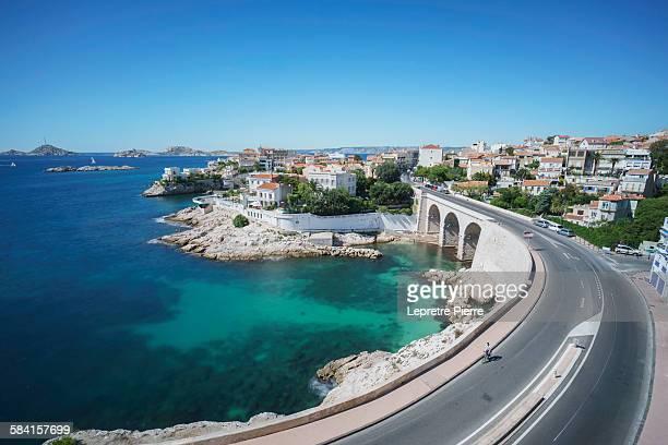Corniche de Marseille