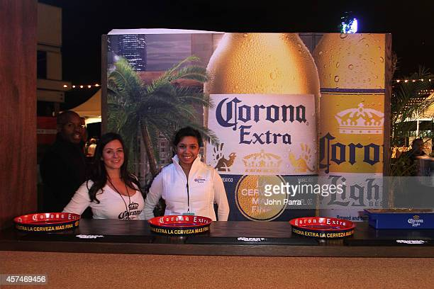 Corona at CASAMIGOS Tequila presents Tacos Tequila A Late Night Fiesta hosted by Bobby Flay during the Food Network New York City Wine Food Festival...