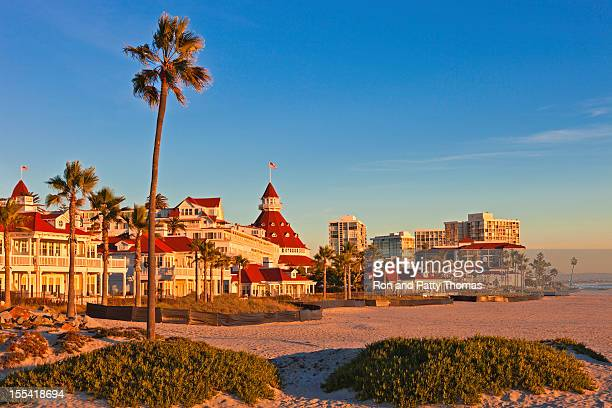 Coronado Island At San Diego, California