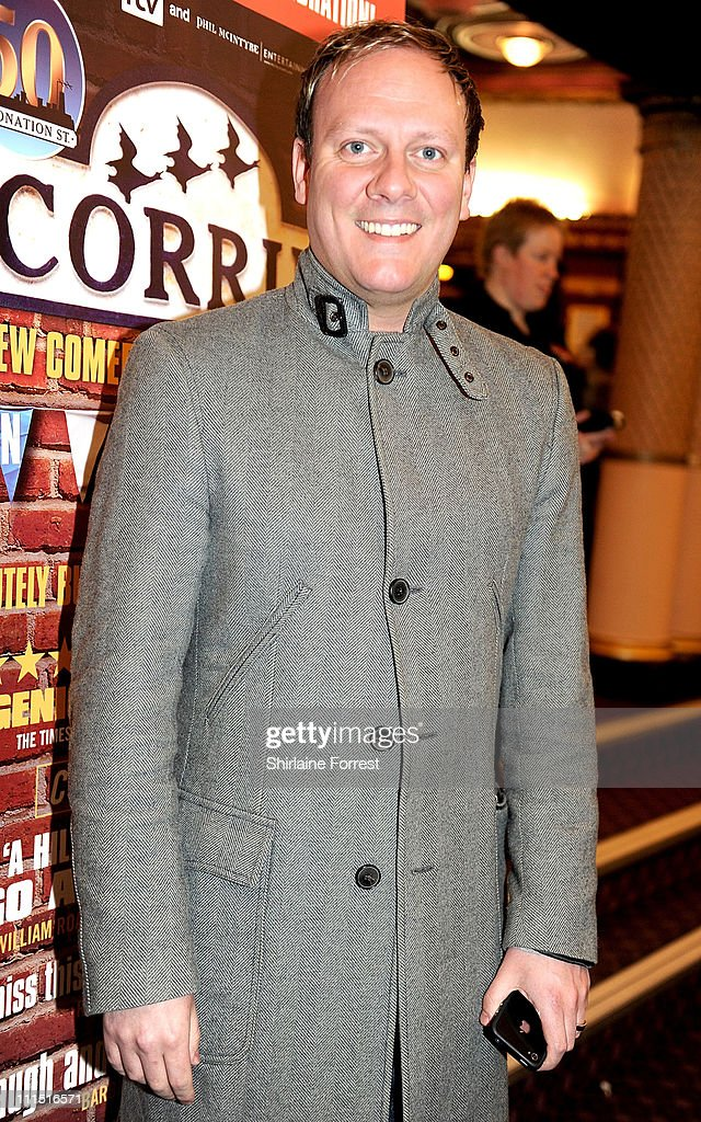 Corrie! The Play - Press Night