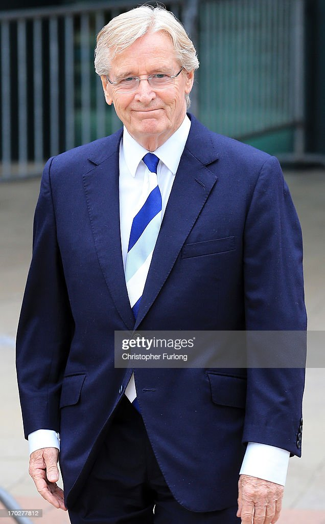 Coronation Street star Bill Roache Makes His First Appearance At Crown Court