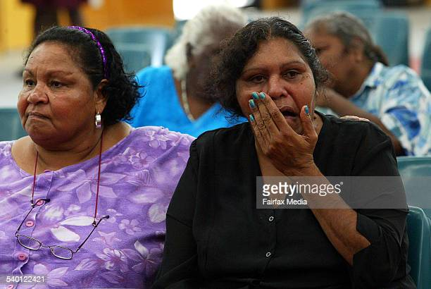 Coronial inquest into the death of Palm Island man Cameron Doomadgee who died while in police custody in November 2004 Camerons partner Tracey...