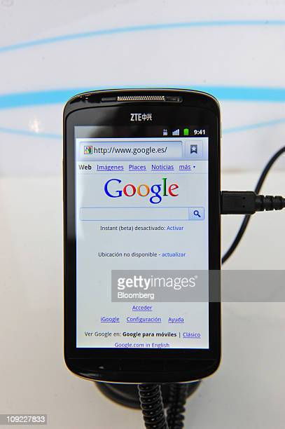 zte corporation stock Data connection off