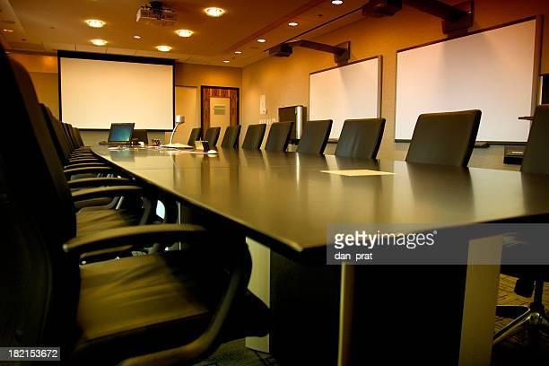 Salle de conseil d'entreprise