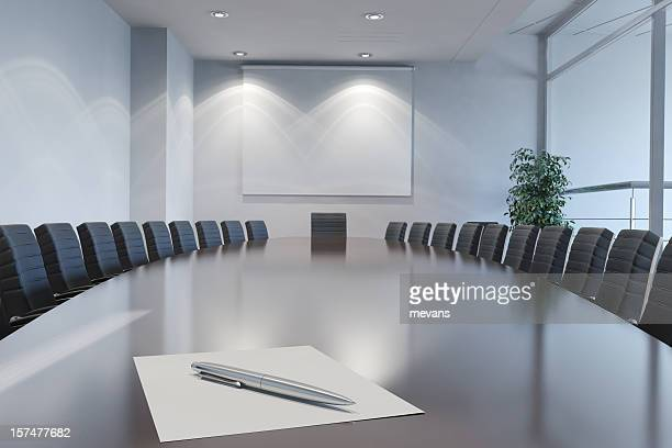 Corporate Boardroom
