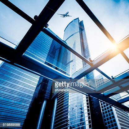 corporate buildings of hong kong