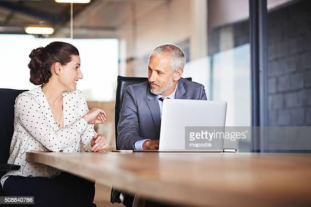Geschäftliche Zusammenarbeit