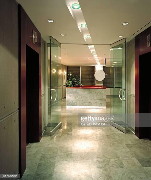 Corporate Lobby