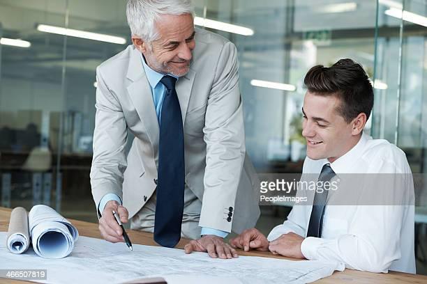 Menti aziendali sul posto di lavoro