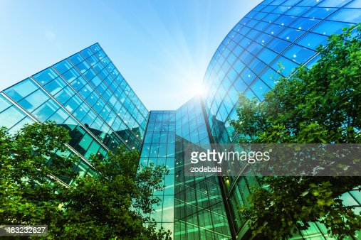 Corporate Modern Offices Building in London