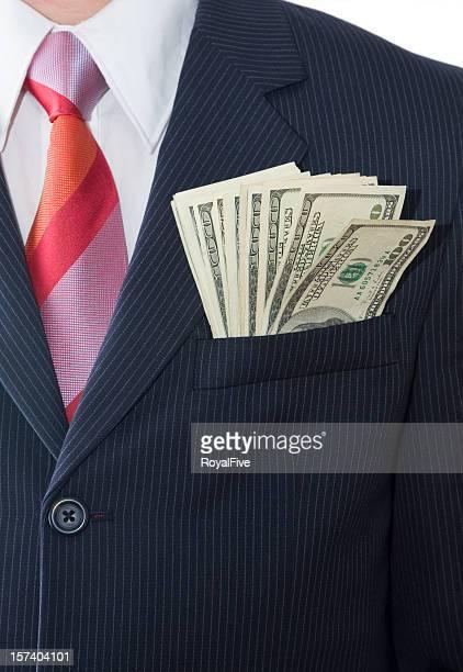 Corporate denaro