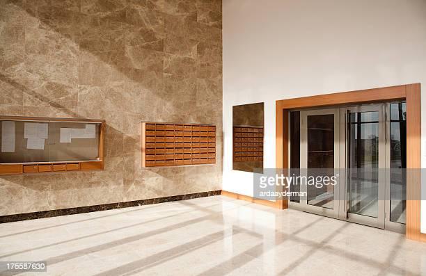 Corporate Office Lobby