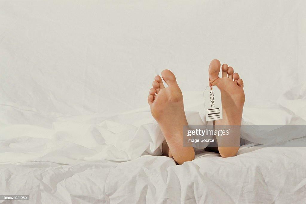 Corpse : Stock Photo