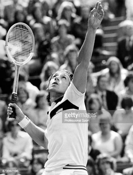 Corrado Barazzutti of Italy in action circa 1983