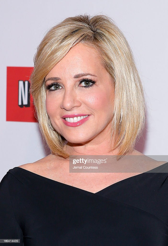 Correspondant Jamie Colby attends the Netflix's 'House Of Cards' New York Premiere at Alice Tully Hall on January 30, 2013 in New York City.