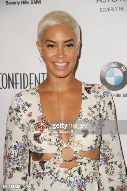 Correspondent Sibley Scoles attends the Los Angeles Confidential Women of Influence Tea hosted by Neve Campbell at Waldorf Astoria Beverly Hills on...